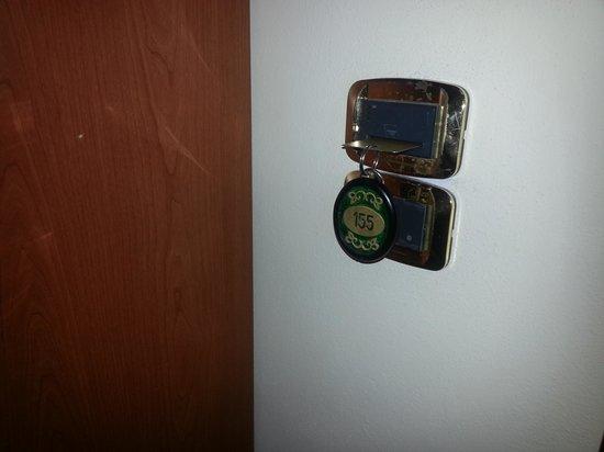 Palladio Hotel: Key