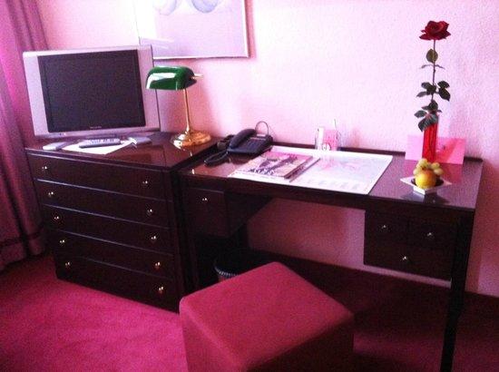 Der Schwan Hotel: Zimmer