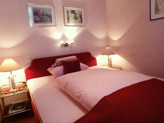 Der Schwan Hotel: Einzelzimmer