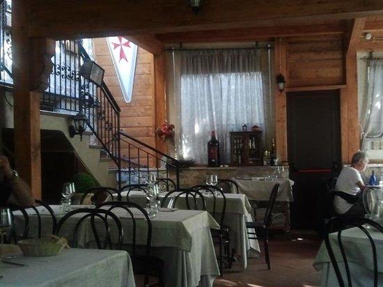 Hotel Ristoranti Locanda del Duca: terrazza verandata