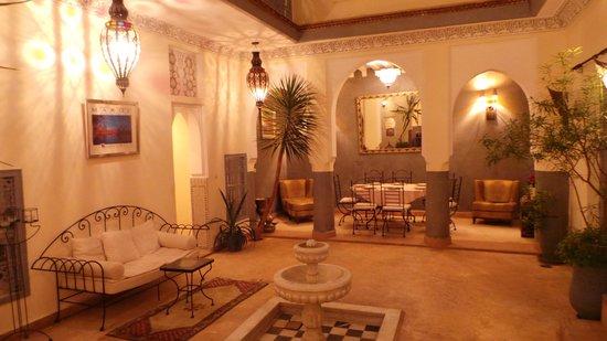 Riad Des Epices : interno
