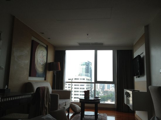 Adelphi Grande Sukhumvit by Compass Hospitality: Room