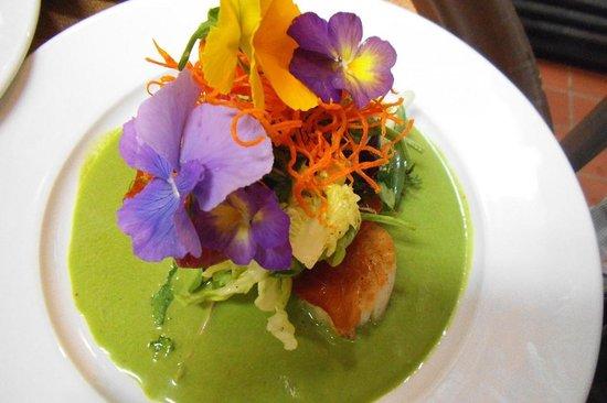 Forrester's Bighorn River Resort: Chef Frank Kerstetter serves up exceptional cusine