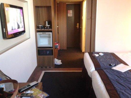 Hotel Mercure Bordeaux Centre Gare Saint Jean: bella stanza