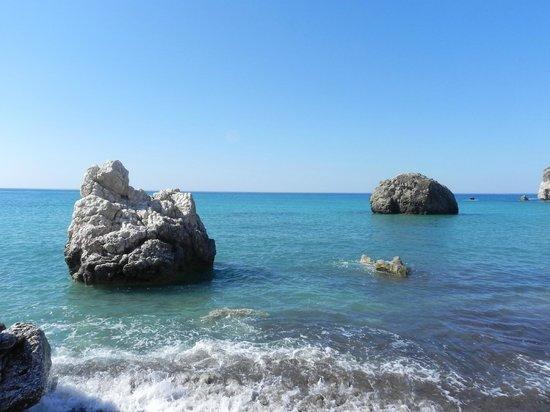 Aphrodite's Rock: У скалы Афродиты