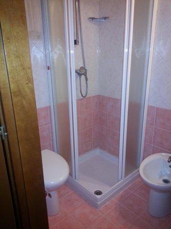 Palladio Hotel: Bathroom