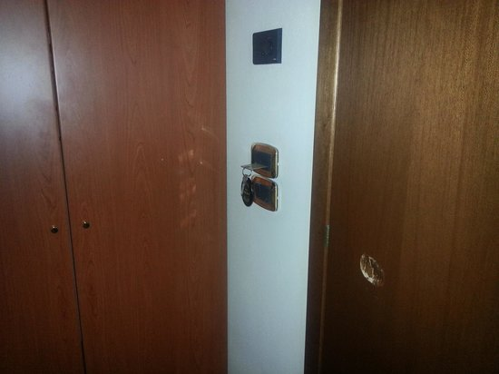Palladio Hotel: Doorway