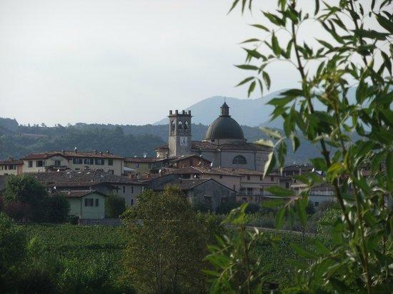 Casa Vacanze Il Melograno: Blick vom Balkon