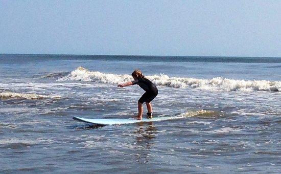 Corolla Surf Shop: Hang 10!