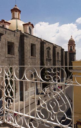 Posada Guadalupe Hotel: Vista desde uno de nuestros balcones
