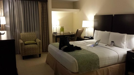 DoubleTree By Hilton Panama City: my room