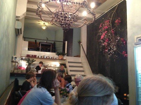 restaurante. - picture of gartine, amsterdam - tripadvisor