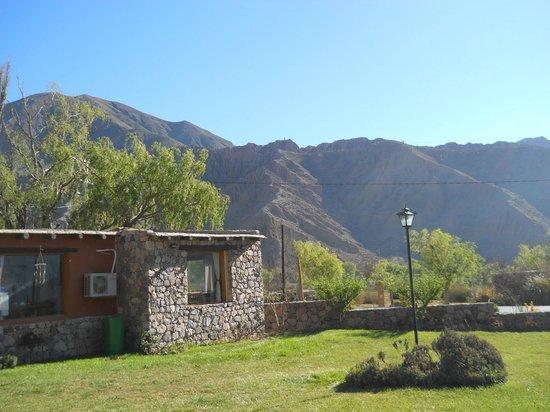 Huaira Huasi : Vista desde la habitación