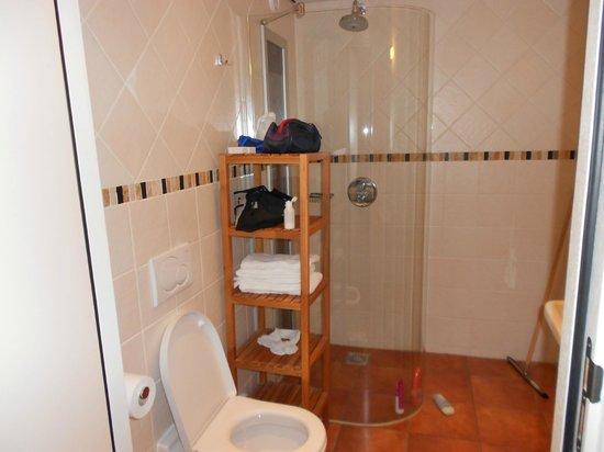 Hotel Dolores : badkamer