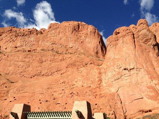 Foto De Jard N De Los Dioses Colorado Springs Rock Formation Tripadvisor