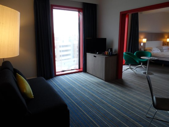 Park Inn by Radisson Manchester, City Centre : Great room