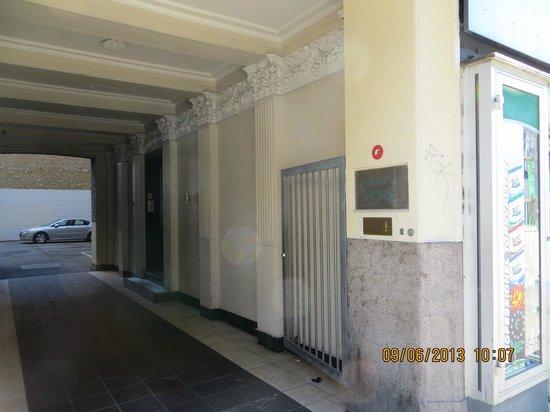 Hotel Nora CopenHagen : Entrada para o Hotel