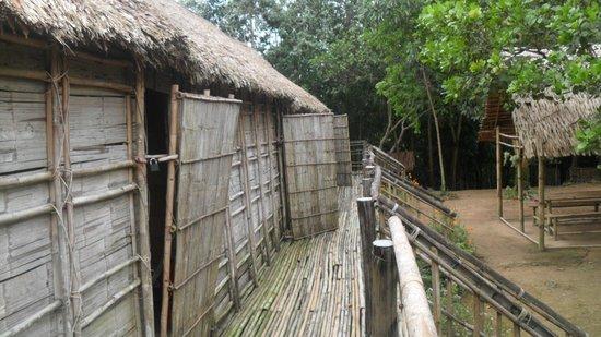 Ta Lai Longhouse: The Longhouse