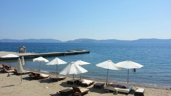 Barcelo Hydra Beach Resort: la plage
