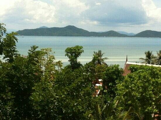 Banburee Resort & Spa: ... first time staying in samui... a really not bad hotel wif very friendly staff & love the bea
