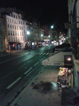 Hotel de la Herse d'Or : room view 2
