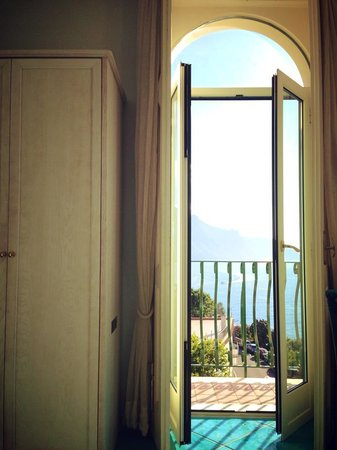 Villa Maria Luigia: The view