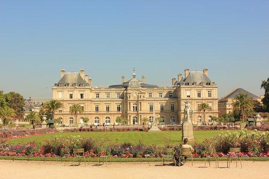 Giardini di lussemburgo picture of luxembourg gardens paris