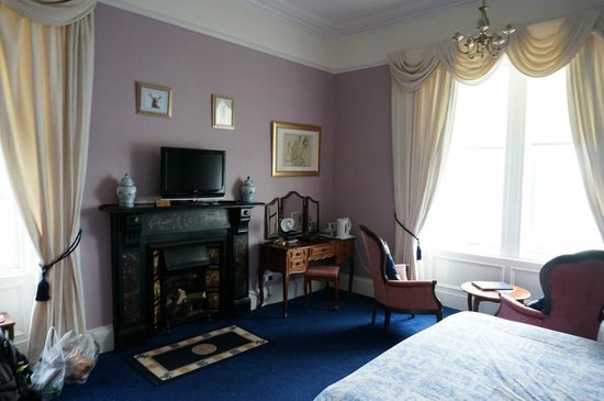 Barriemore Guest House: Our room