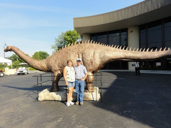 Creation Museum: Entrance of Museum