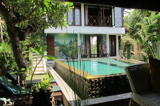 Umah Watu Villas: Pool again