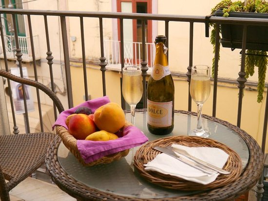 Hotel Sorrento City: Celebrating a special day