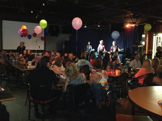 Book a birthday party and get a live band for no charge Picture