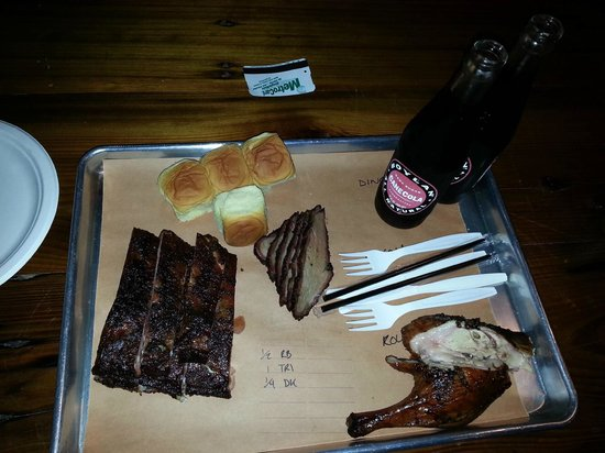Photo of American Restaurant Fletcher's Brooklyn Barbecue at 433 Third Avenue, Brooklyn, NY 11215, United States