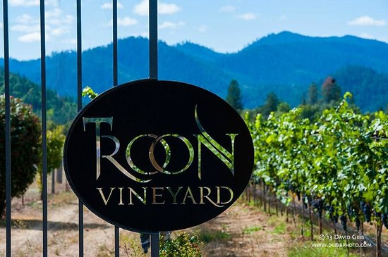 Troon Vineyard in the Applegate Valley Oregon