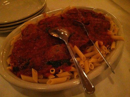 Carmine's - Atlantic City : Yum.