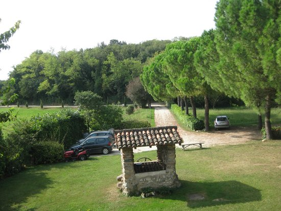 Trebisonda: Panorama dall'ingresso