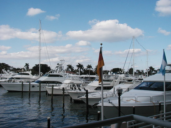 Lauderdale By The Sea Resort: boats