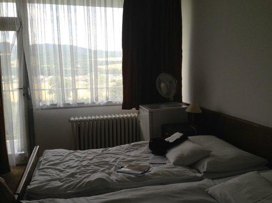 Spa Hotel Splendid: Room View