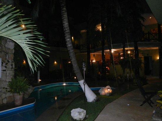 Aventura Mexicana: hotel