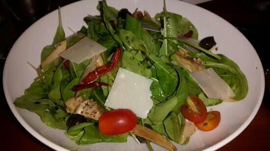 Biscotti: Rocket Salad