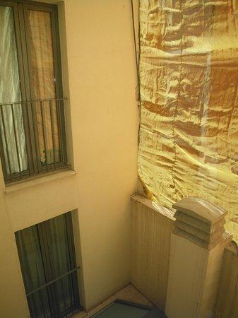 Hotel Gravina Cinco: het uitzicht!!