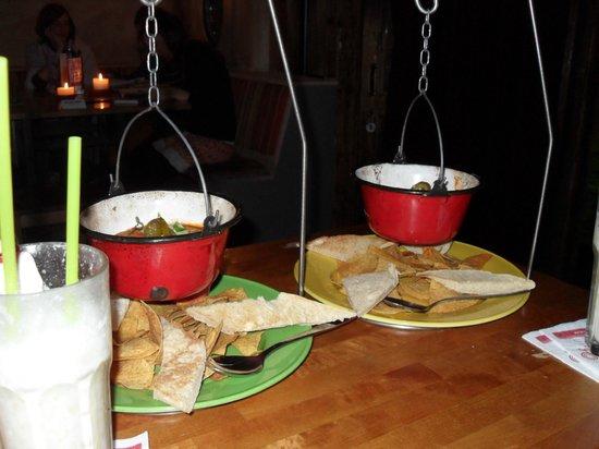 Sausalitos Munchen Im Tal: Бобовая паста с мясом