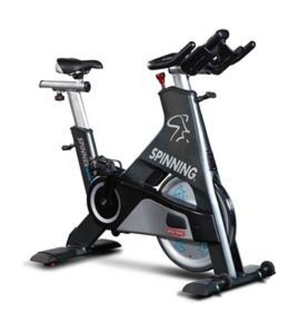On The Fly Cycling Studio: Spinner Blade Ion - measures cadence, watts and heart rate!