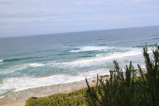 Dolphin Dunes Guesthouse: vista desde el mirador de delfines