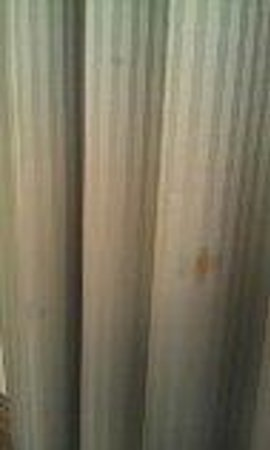 Radisson Hotel Duluth - Harborview: Stained Curtains