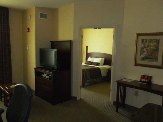 Staybridge Suites Greenville I-85 Woodruff Road: One Bedroom Suite