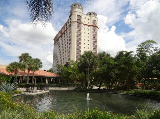 Doubletree by Hilton Orlando at SeaWorld: our hotel