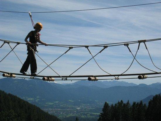 Kletterwald Blomberg
