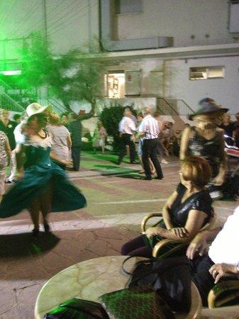 Hotel Augusta : serata danzante in hotel