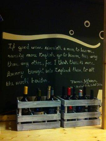 Wine Bar Contiempo: vinos por copas